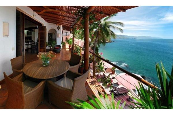 Foto de casa en renta en  , conchas chinas, puerto vallarta, jalisco, 2723426 No. 02