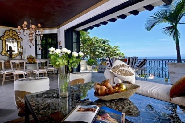 Foto de casa en venta en  , conchas chinas, puerto vallarta, jalisco, 7930763 No. 02
