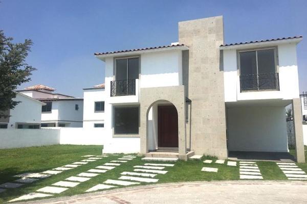 Foto de casa en venta en condado del valle, vía cid lote 26,manzana 30,, san miguel totocuitlapilco, metepec, méxico, 5296537 No. 03