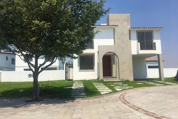 Foto de casa en venta en condado del valle, vía cid lote 26,manzana 30,, san miguel totocuitlapilco, metepec, méxico, 5296537 No. 04