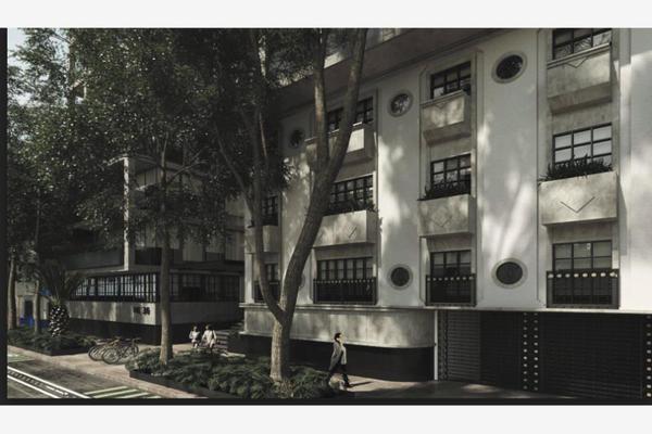 Foto de departamento en venta en condesa 1, hipódromo condesa, cuauhtémoc, df / cdmx, 7494864 No. 01