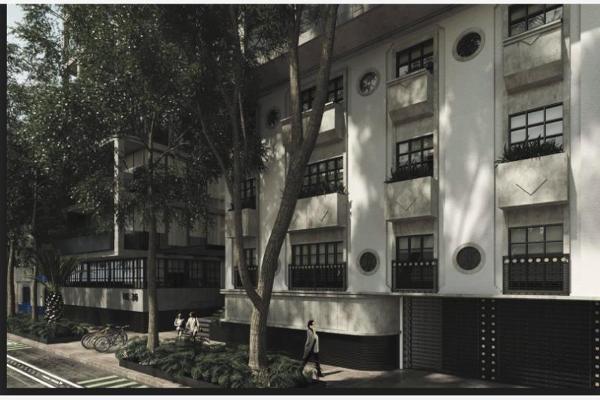 Foto de departamento en venta en condesa 1, hipódromo condesa, cuauhtémoc, distrito federal, 0 No. 01