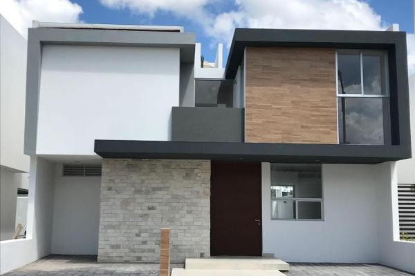 Foto de casa en venta en condesa 5, la condesa, querétaro, querétaro, 5451667 No. 01