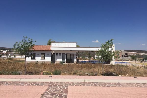 Foto de terreno habitacional en venta en condominio arce , residencial el parque, el marqués, querétaro, 10103266 No. 01
