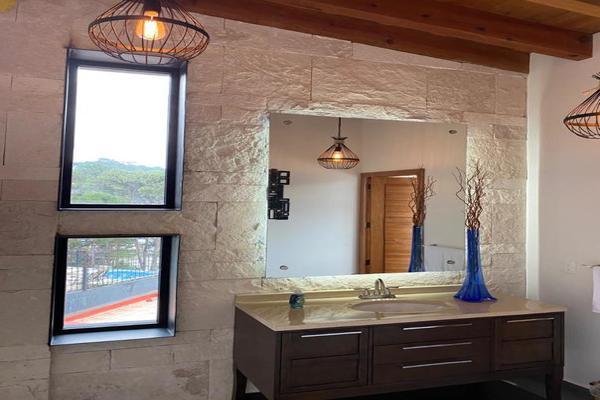 Foto de casa en condominio en venta en condominio , avándaro, valle de bravo, méxico, 7285851 No. 14
