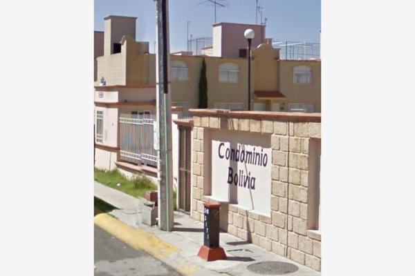 Foto de casa en venta en condominio bolivia manzana 45, jardines de morelos sección ríos, ecatepec de morelos, méxico, 9255087 No. 01