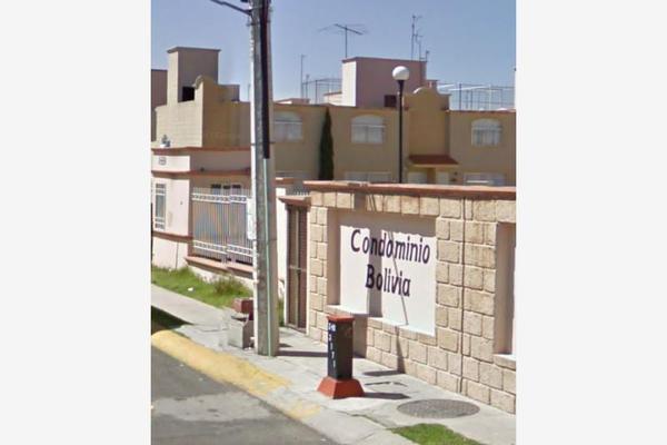 Foto de casa en venta en condominio bolivia manzana 45, las américas, ecatepec de morelos, méxico, 9255087 No. 01