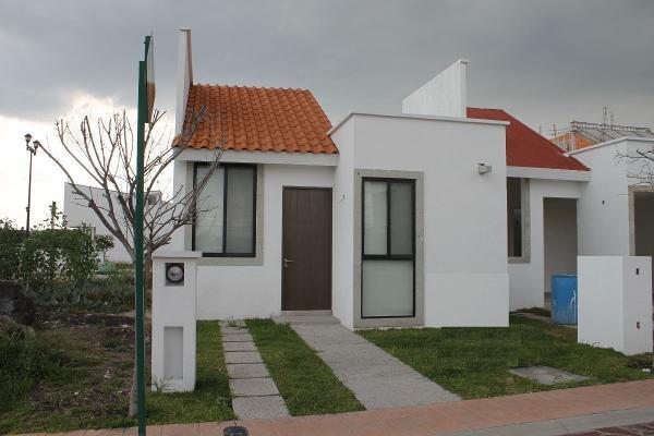 Foto de casa en venta en condominio castaño , residencial el parque, el marqués, querétaro, 9945494 No. 01