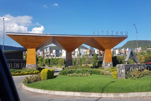 Foto de terreno habitacional en venta en condominio cumbre (altozano) , san pedrito el alto, querétaro, querétaro, 9231663 No. 01