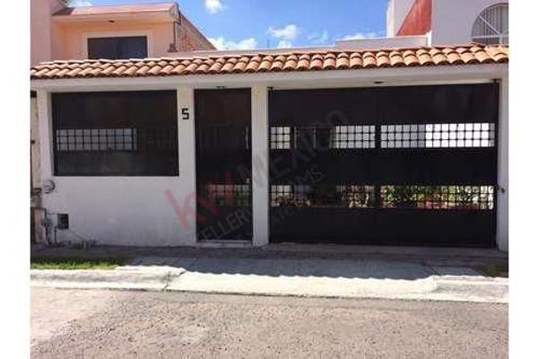 Foto de casa en venta en condominio de la caridad esperanza , carolina, querétaro, querétaro, 5948594 No. 01