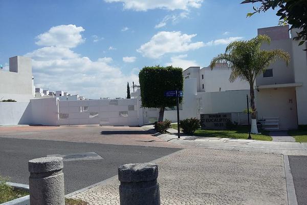 Foto de casa en renta en condominio eucaliptos , residencial el parque, el marqués, querétaro, 5735379 No. 01