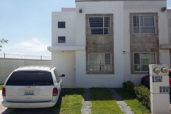 Foto de casa en renta en condominio eucaliptos , residencial el parque, el marqués, querétaro, 5735379 No. 03