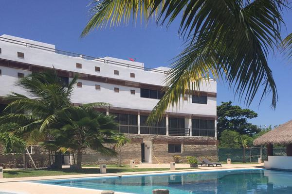 Foto de departamento en renta en condominio kaan avenida tikal sm 40 . , supermanzana 40, benito juárez, quintana roo, 0 No. 01