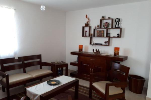Foto de departamento en venta en  , condominio la cordillera, querétaro, querétaro, 10189431 No. 03