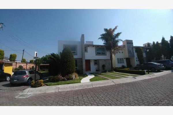 Foto de casa en venta en condominio la encomienda 00, llano grande, metepec, méxico, 5332147 No. 01