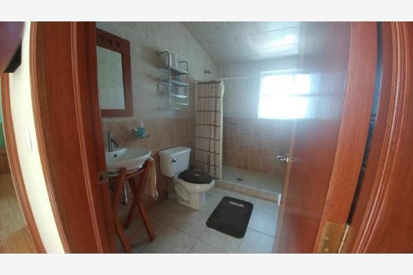 Foto de casa en venta en condominio la encomienda 00, llano grande, metepec, méxico, 5332147 No. 21