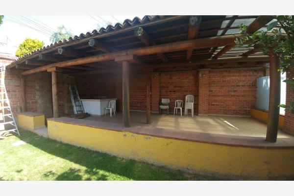 Foto de casa en venta en condominio la encomienda 00, llano grande, metepec, méxico, 5332147 No. 26