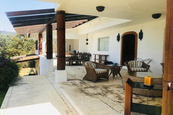 Foto de casa en condominio en venta en condominio , los saúcos, valle de bravo, méxico, 0 No. 01