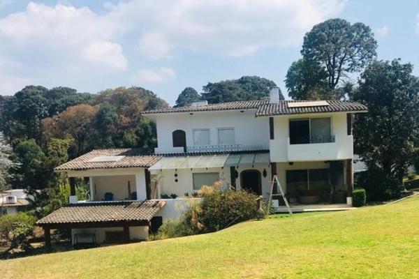 Foto de casa en condominio en venta en condominio , los saúcos, valle de bravo, méxico, 0 No. 02