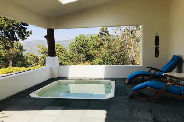Foto de casa en condominio en venta en condominio , los saúcos, valle de bravo, méxico, 0 No. 03