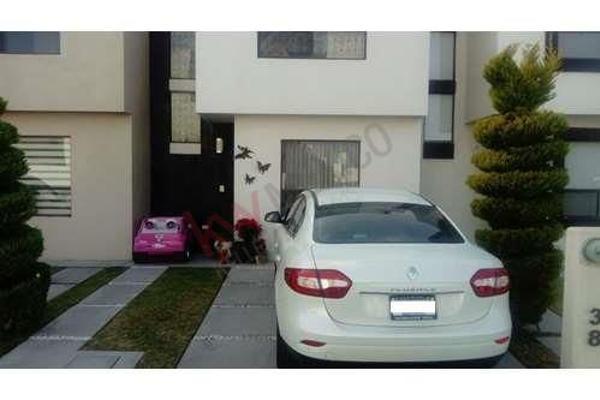 Foto de casa en venta en condominio paseo natura 3 sonterra andres henestrosa , sonterra, querétaro, querétaro, 5968810 No. 01