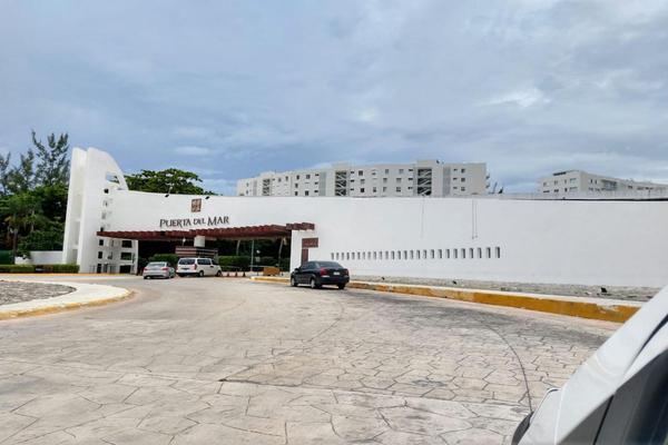 Foto de departamento en renta en condominio puerta del mar sm 84 manzana 14 lote 4 , supermanzana 85, benito juárez, quintana roo, 19060910 No. 06