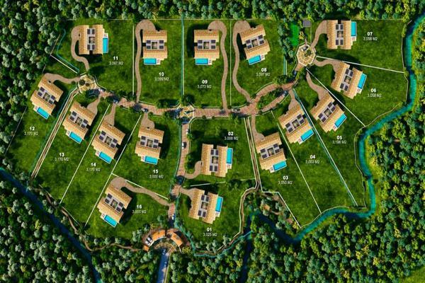 Foto de casa en condominio en venta en condominio rancho dos rios, santa magdalena tilostoc , valle de bravo, valle de bravo, méxico, 19738443 No. 15