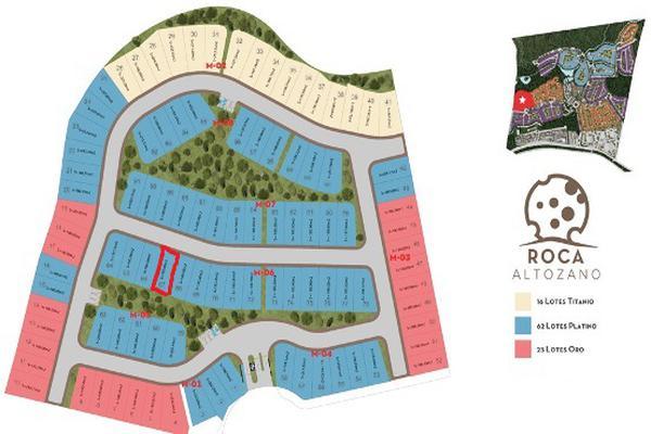 Foto de terreno habitacional en venta en condominio roca (altozano) , san pedrito el alto, querétaro, querétaro, 7205865 No. 03