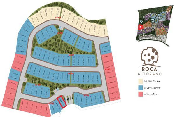 Foto de terreno habitacional en venta en condominio roca (altozano) , san pedrito el alto, querétaro, querétaro, 7205871 No. 02