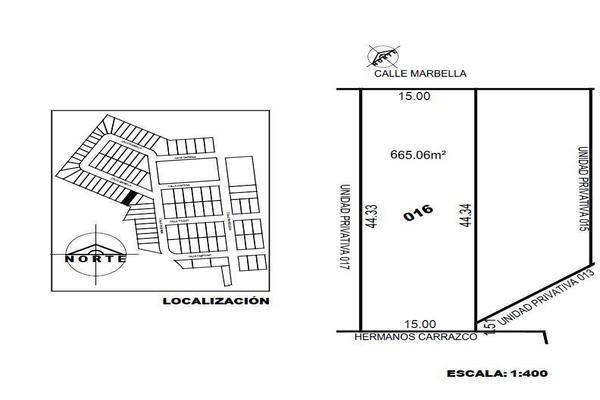 Foto de terreno habitacional en venta en condominio san german , las bugambilias, colima, colima, 15244283 No. 18