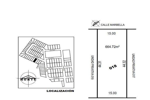 Foto de terreno habitacional en venta en condominio san german , las bugambilias, colima, colima, 15244291 No. 18