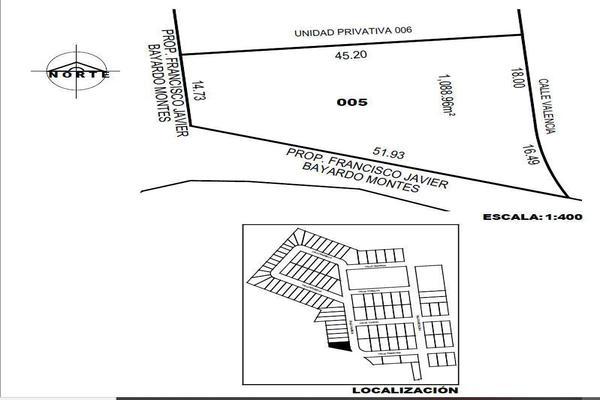 Foto de terreno habitacional en venta en condominio san german , las bugambilias, colima, colima, 15244298 No. 18