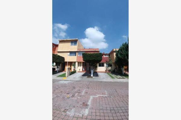 Foto de casa en venta en condominio , santiago tepalcatlalpan, xochimilco, df / cdmx, 6167572 No. 01