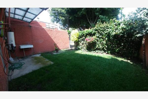 Foto de casa en venta en condominio , santiago tepalcatlalpan, xochimilco, df / cdmx, 6167572 No. 19