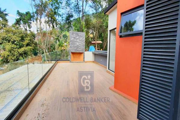 Foto de casa en condominio en venta en condominio , valle de bravo, valle de bravo, méxico, 18907829 No. 04