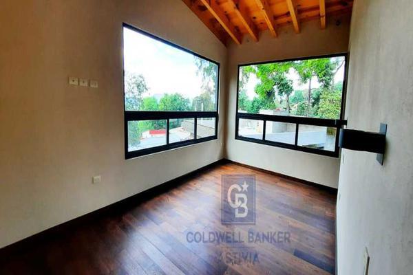 Foto de casa en condominio en venta en condominio , valle de bravo, valle de bravo, méxico, 18907829 No. 09