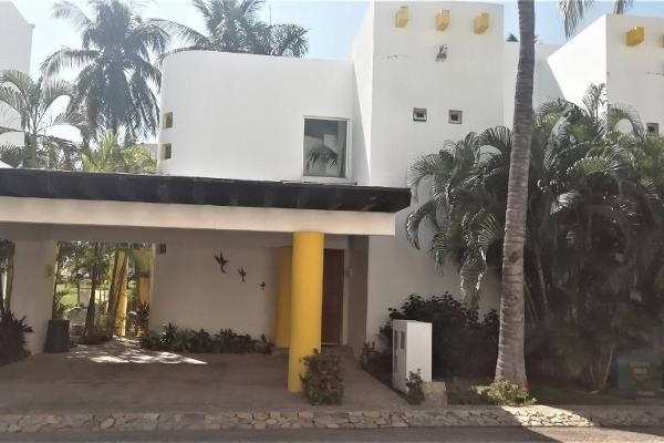Foto de casa en venta en condominio xcaret 31 , pie de la cuesta, acapulco de juárez, guerrero, 12820993 No. 01