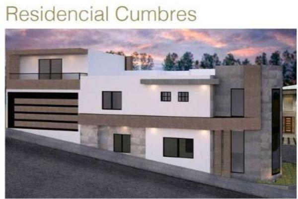 Foto de casa en venta en  , instituto tecnológico de estudios superiores de monterrey, monterrey, nuevo león, 7908835 No. 01