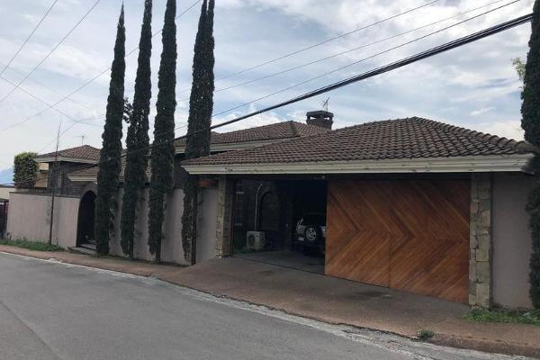 Foto de casa en venta en  , instituto tecnológico de estudios superiores de monterrey, monterrey, nuevo león, 7955138 No. 01