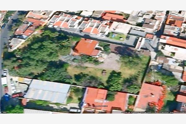 Foto de terreno habitacional en venta en congreso 100, tlalpan centro, tlalpan, df / cdmx, 6162174 No. 04
