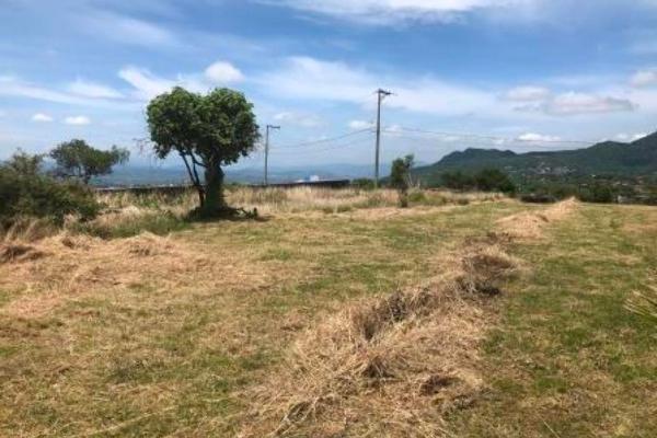 Foto de terreno habitacional en venta en conjunto lomas del paraíso ii , tlayacapan, tlayacapan, morelos, 3352262 No. 01