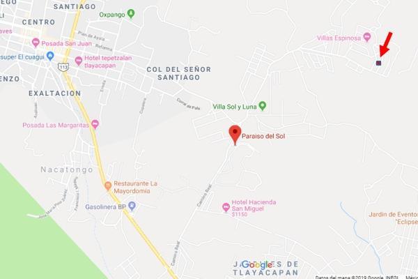 Foto de terreno habitacional en venta en conjunto lomas del paraíso ii , tlayacapan, tlayacapan, morelos, 3352262 No. 08