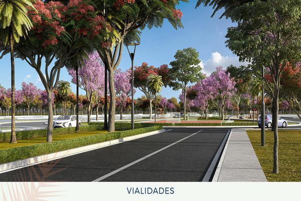 Foto de terreno habitacional en venta en conkal , chicxulub, chicxulub pueblo, yucatán, 10222294 No. 04