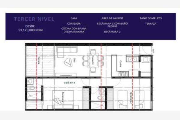 Foto de departamento en venta en conkal conkal, conkal, conkal, yucatán, 5981470 No. 09