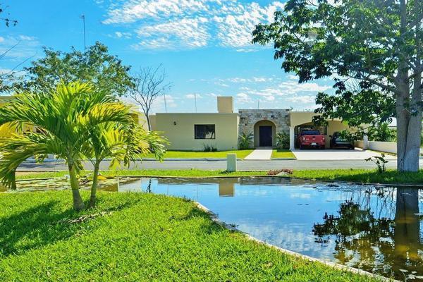 Foto de casa en venta en conkal , conkal, conkal, yucatán, 15851608 No. 01