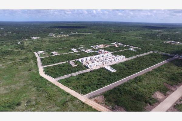 Foto de terreno habitacional en venta en conkal conkal, san jose, mérida, yucatán, 9255326 No. 04