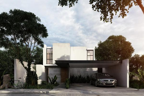Foto de casa en venta en  , conkal, conkal, yucatán, 10061157 No. 01
