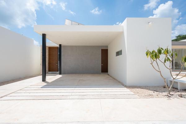 Foto de casa en venta en  , conkal, conkal, yucatán, 10186090 No. 01
