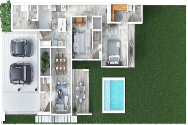 Foto de casa en venta en  , conkal, conkal, yucatán, 10186090 No. 12
