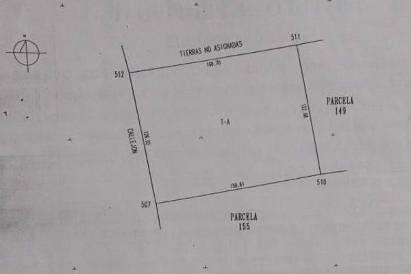 Foto de terreno habitacional en venta en  , conkal, conkal, yucatán, 13439707 No. 04